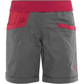La Sportiva Ramp Shorts Women grey/red